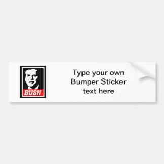 JEB BUSH 2012 CAR BUMPER STICKER