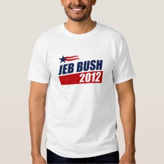 JEB BUSH 2012 T SHIRT