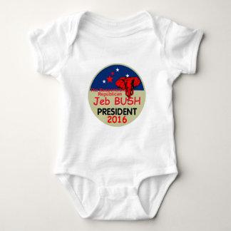 Jeb Bush 2016 Baby Bodysuit