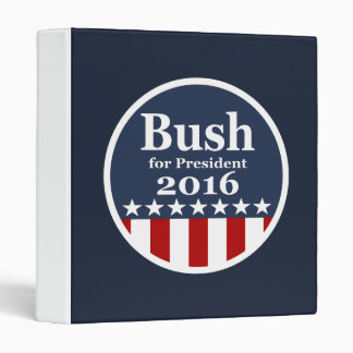 Jeb Bush 2016 Binder