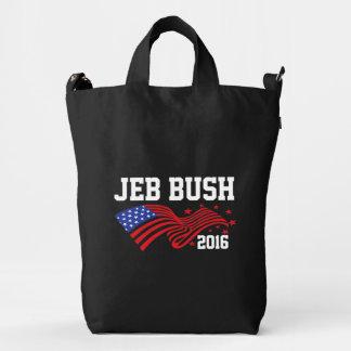 Jeb Bush 2016 Bolsa De Lona Duck