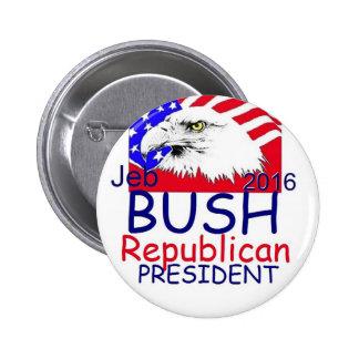 Jeb BUSH 2016 Buttons