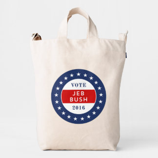 Jeb Bush 2016 Duck Bag