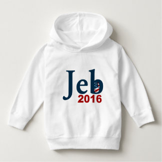 Jeb Bush 2016 Hoodie