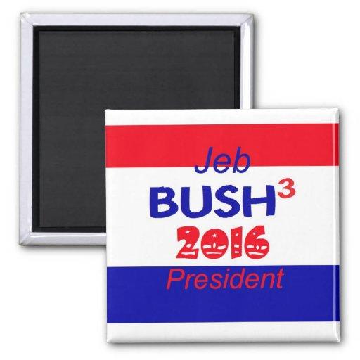Jeb Bush 2016 Imanes De Nevera