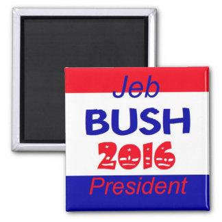 Jeb Bush 2016 Imán Cuadrado