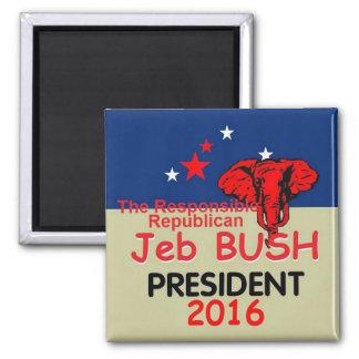 Jeb BUSH 2016 Magnets