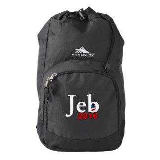 Jeb Bush 2016 Mochila