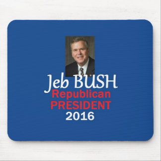 Jeb BUSH 2016 Mouse Pad