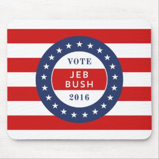 Jeb Bush 2016 Mouse Pad