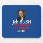 Jeb BUSH 2016 Mouse Pads