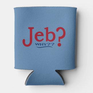 Jeb Bush 2016 Parody Can Cooler