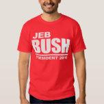 Jeb Bush 2016 Playera