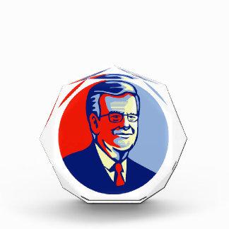 Jeb Bush 2016 Republican Candidate Acrylic Award