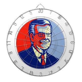 Jeb Bush 2016 Republican Candidate Dartboard