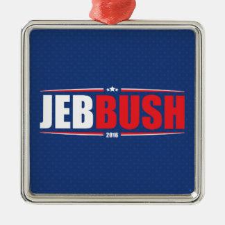 Jeb Bush 2016 (Stars & Stripes - Blue) Ornaments