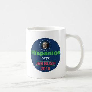 Jeb Bush 2016 Tazas