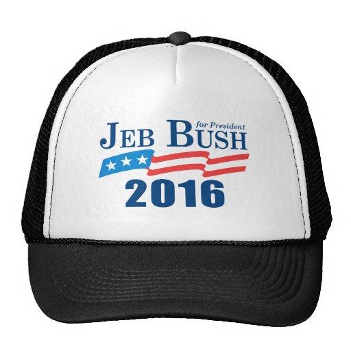 Jeb Bush 2016 Trucker Hat