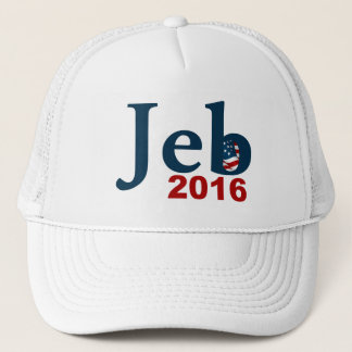 Jeb Bush 2016 Trucker Hat