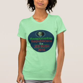 Jeb BUSH 2016 Tee Shirts