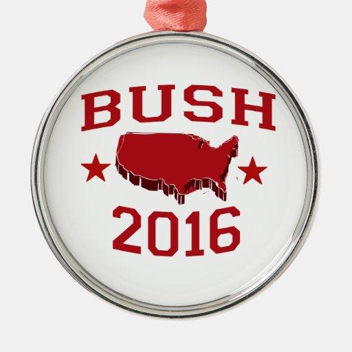 JEB BUSH 2016 UNITER.png Adornos De Navidad