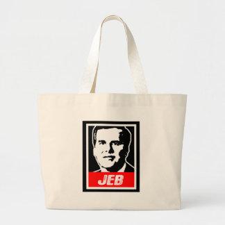 JEB BUSH TOTE BAGS
