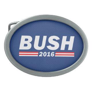 Jeb Bush, Bush 2016 Oval Belt Buckle