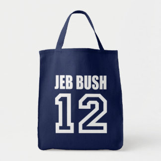 JEB BUSH Election Gear Tote Bag