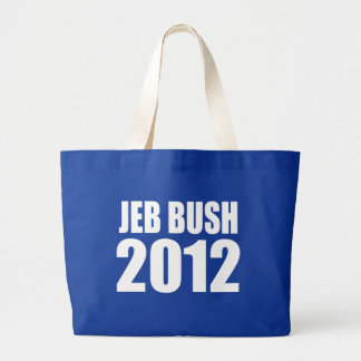 JEB BUSH Election Gear Canvas Bag