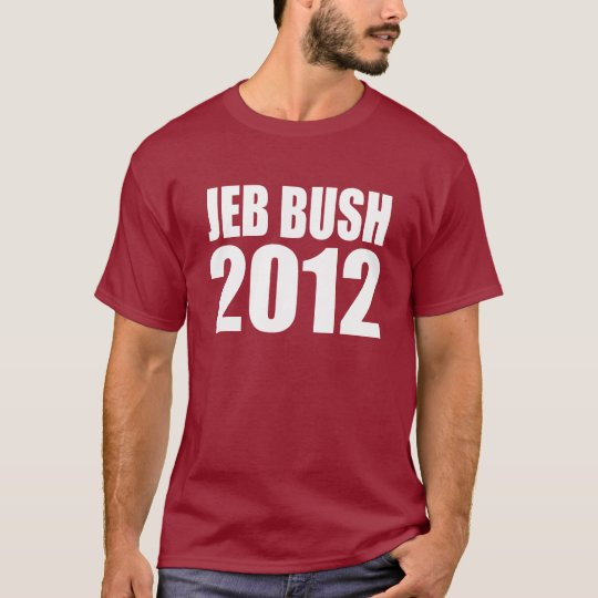 JEB BUSH Election Gear T-Shirt