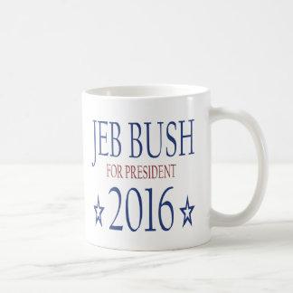 Jeb Bush for President 2016 Coffee Mug
