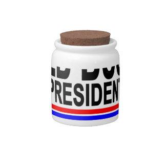 JEB BUSH FOR PRESIDENT 2016 Tee Shirts.png Candy Jar