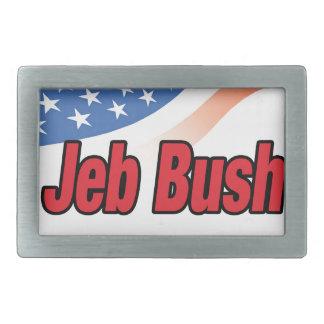 Jeb Bush for president on 2016 Belt Buckle