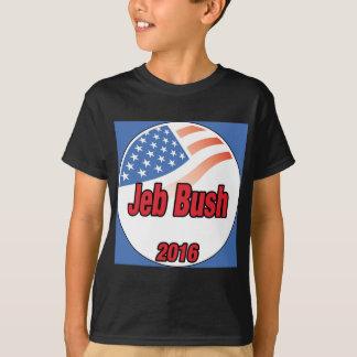Jeb Bush for president on 2016 T-Shirt