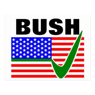 Jeb Bush for US Presidnet Postcard