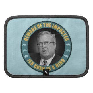Jeb Bush Is A RINO Planners