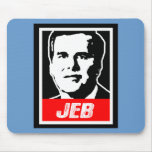 JEB BUSH MOUSE PAD
