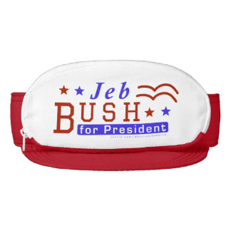Jeb Bush President 2016 Election Republican Visor