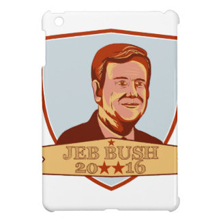 Jeb Bush President 2016 Shield iPad Mini Cover