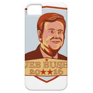 Jeb Bush President 2016 Shield iPhone SE/5/5s Case