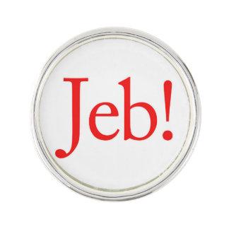 Jeb Bush Presidential Candidate 2016 Pin