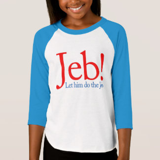 Jeb Bush Presidential Candidate 2016 T-Shirt
