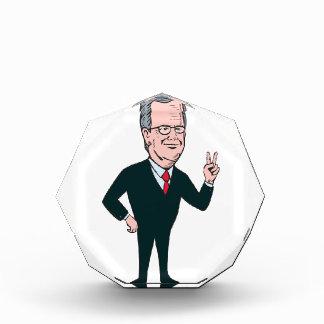 Jeb Bush Republican Candidate 2016 Cartoon Award