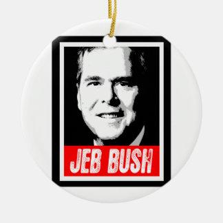 JEB BUSH STAMP -.png Christmas Ornaments