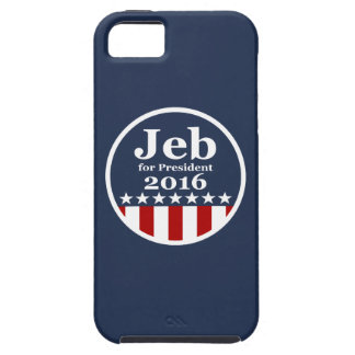 Jeb for President 2016 iPhone SE/5/5s Case