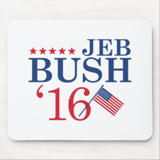 Jeb For President Mouse Pad