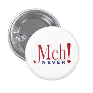 Jeb? Meh! Pinback Button