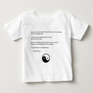 Jed McKenna - A caged bird in a boundless sky. Baby T-Shirt