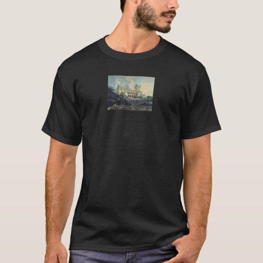 Jedburgh Abbey by Thomas Girtin T-Shirt