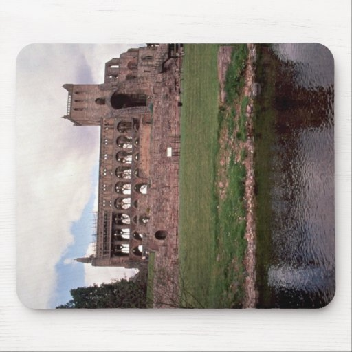 Jedburgh Abbey, Scotland Mouse Pad